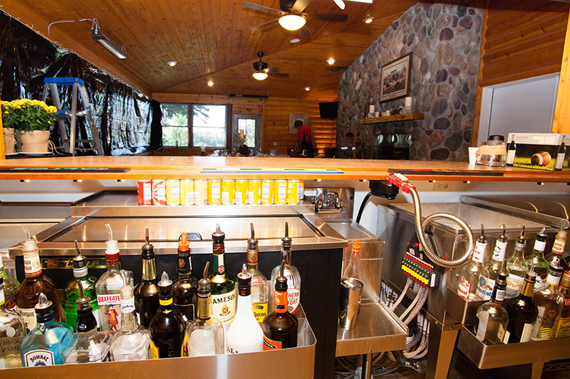 They also offer top-notch service behind our bar.
