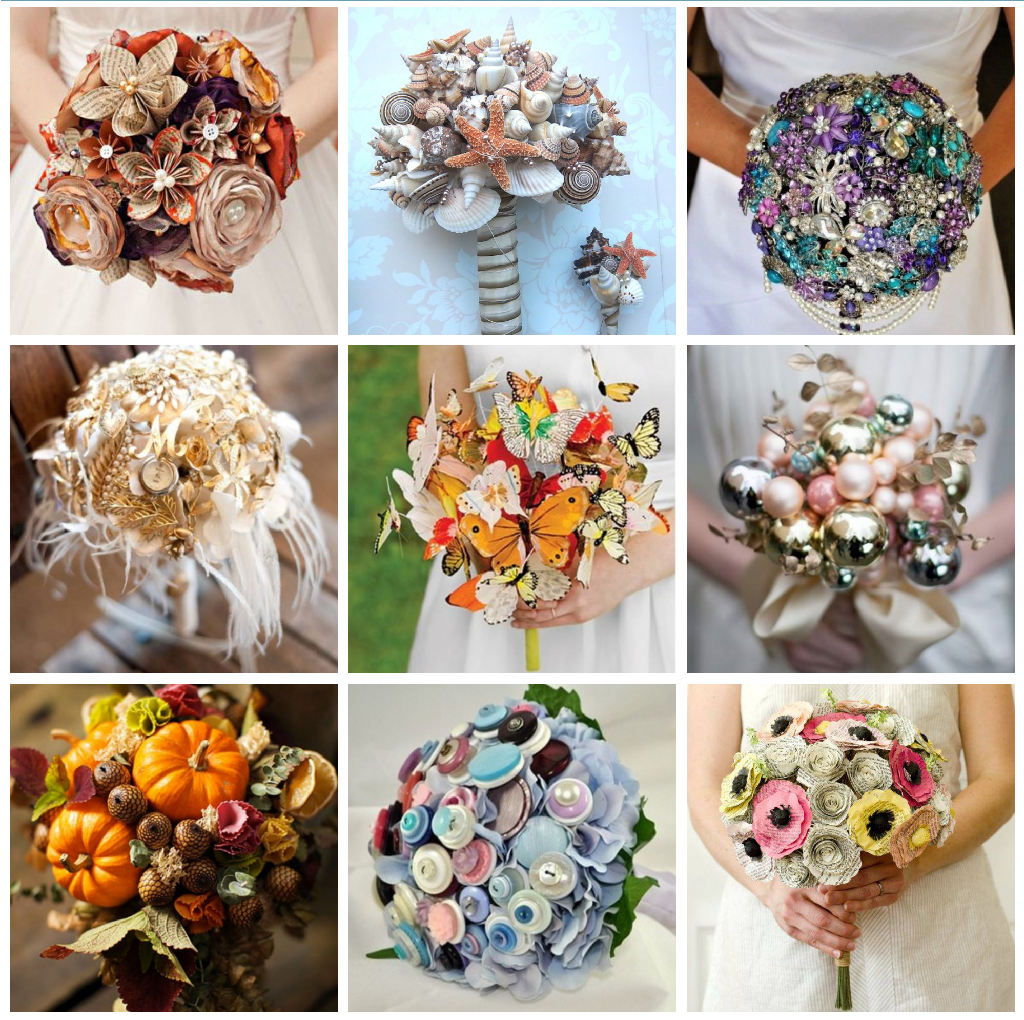 Wedding Theme Ideas 2013: Non-Traditional Wedding Ideas To Make Your Wedding Stand Out